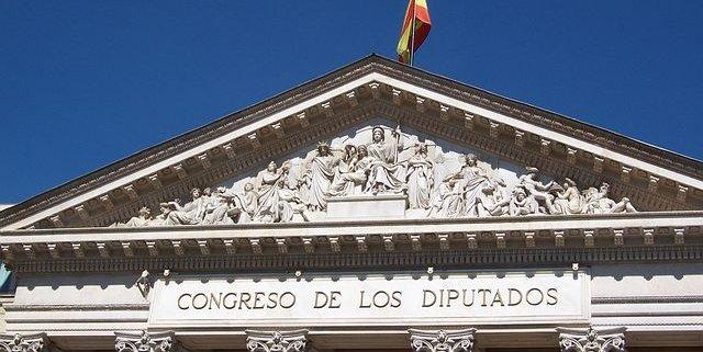 """Congreso de los """"Indultados""""."""